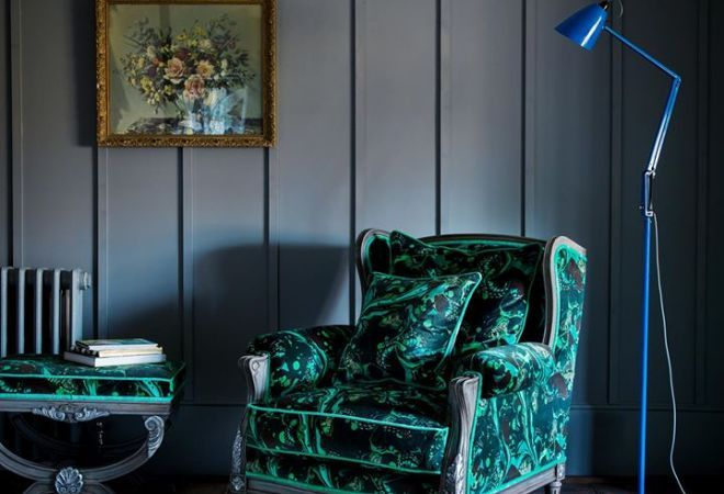 Duresta for Matthew Williamson now available from Beaufort Interiors