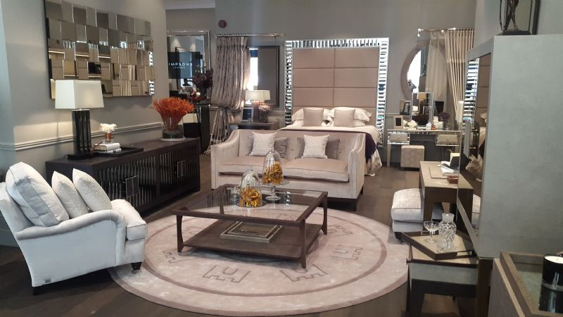 BEAUFORT has just launched its firstever interiors showroom at