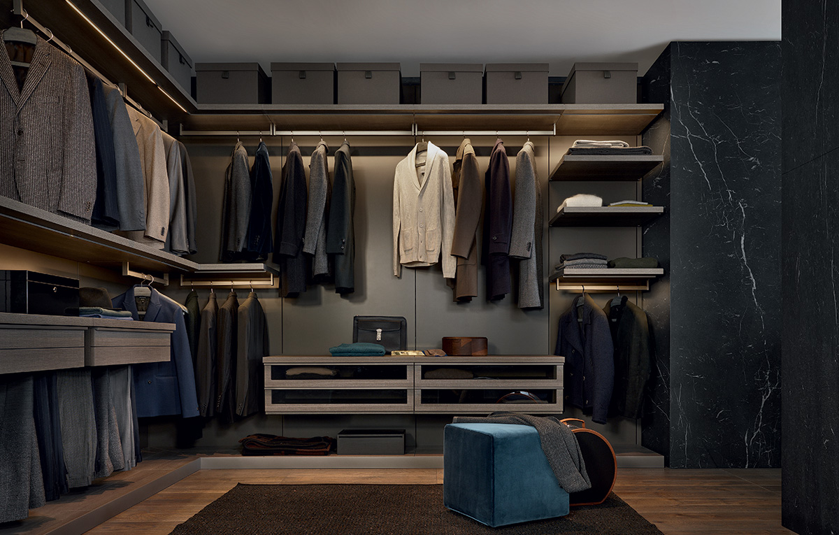Ubik Closet By Poliform. Now On Display At Beaufort Interiors
