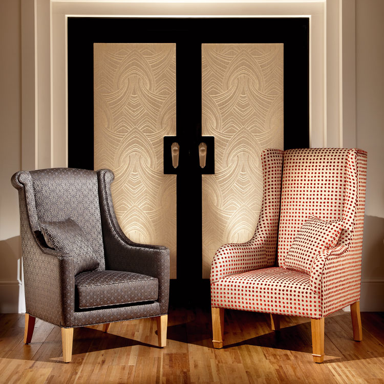 Duresta Durrell and Puxley chair