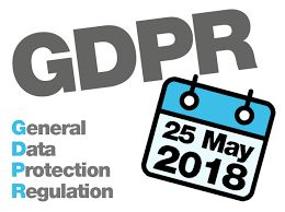 Keep in touch - General Data Protection Regulation (GDPR)