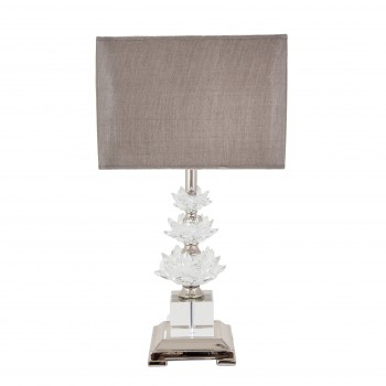 Alaina Crystal Table Lamp